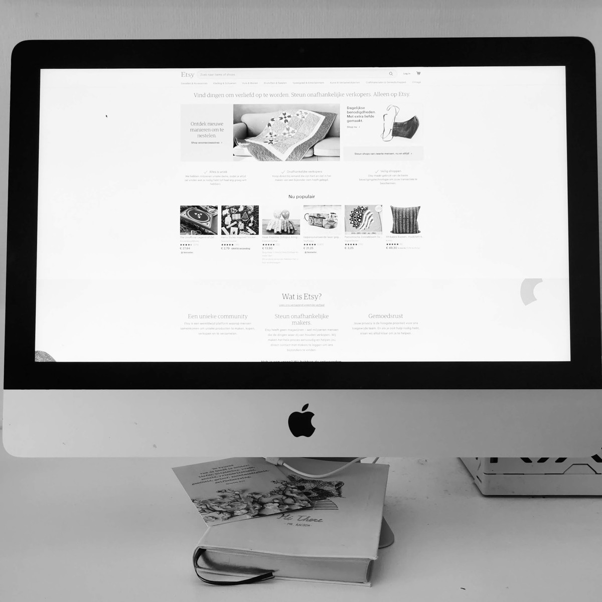 Etsy.com webwinkel starten