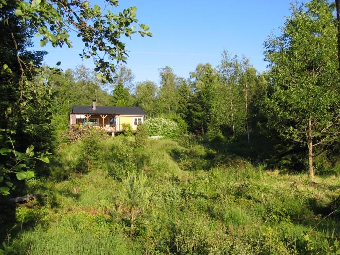 zomerhuisje Zweden